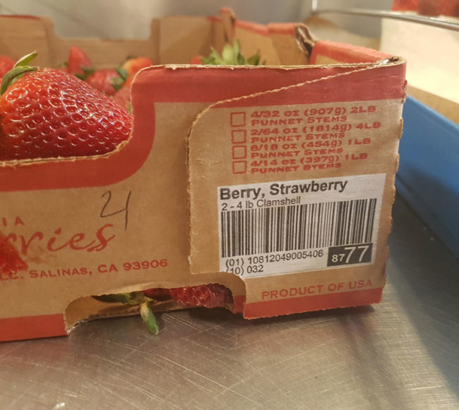 Berry, Strawberry