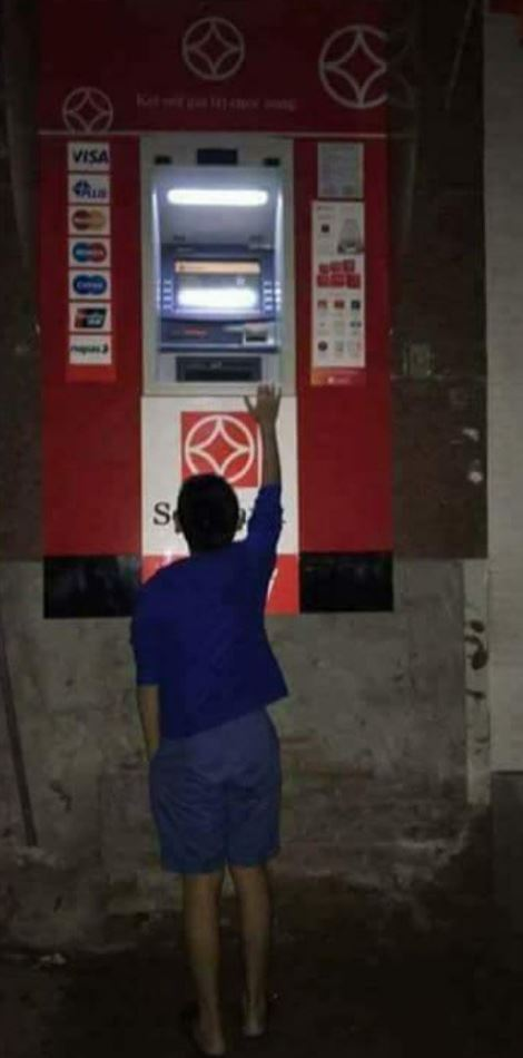 ATMs in Asia