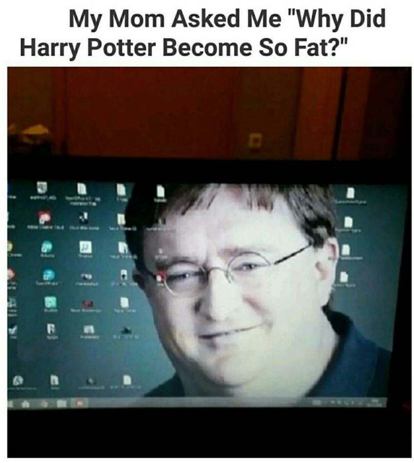 Fat Harry Potter