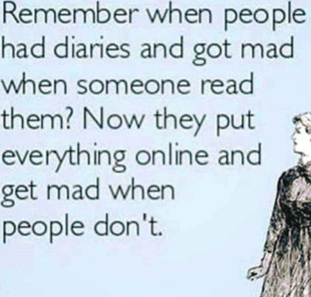 Reading Diaries