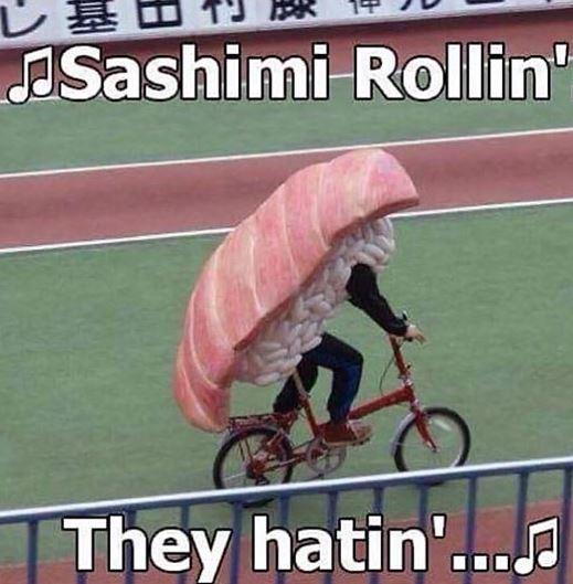 Sashimi Rollin