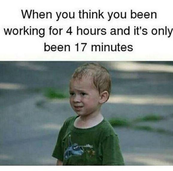 Workin a Lot